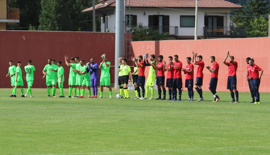 images Crollo Cosenza, col Monopoli sconfitto 5-1