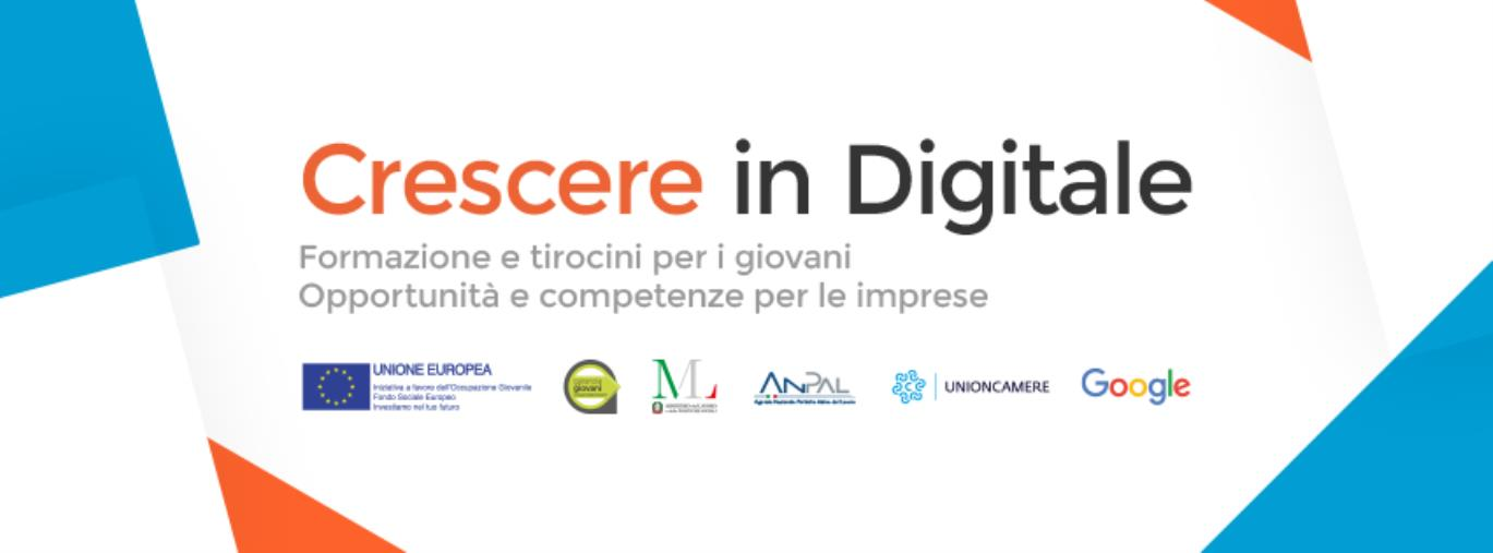 """images Crisi e lavoro. A Catanzaro tornano i laboratori di """"Crescere in Digitale"""""""
