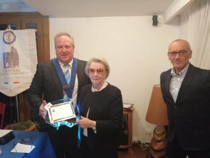 images Il Rotary Club Cropani ricorda D'Ippolito