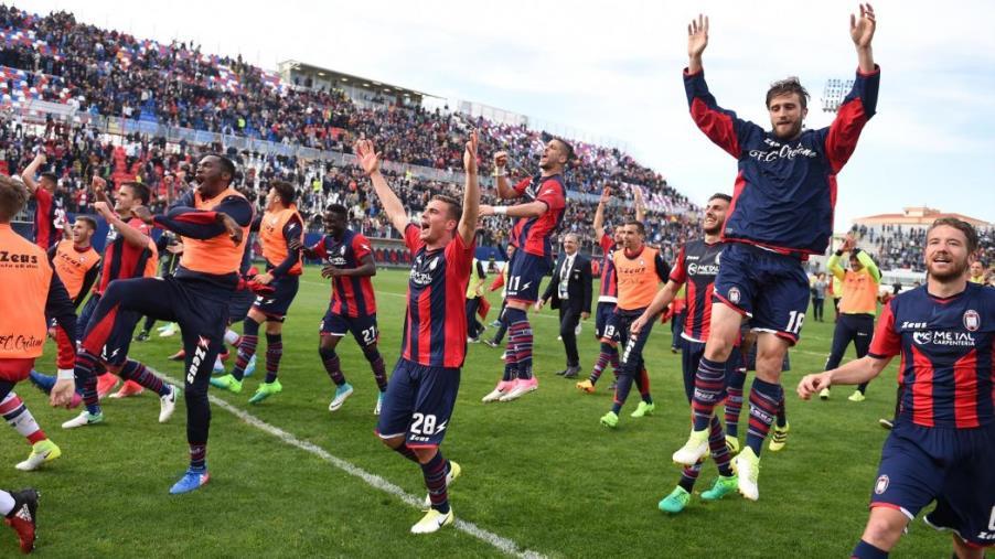 images Serie B, presentazione ufficiale per il Football Club Crotone