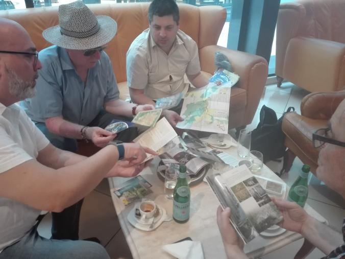 images La promozione della Calabria passa da Cuba e Toronto con il progetto del Club Vallelonga- Monserrato