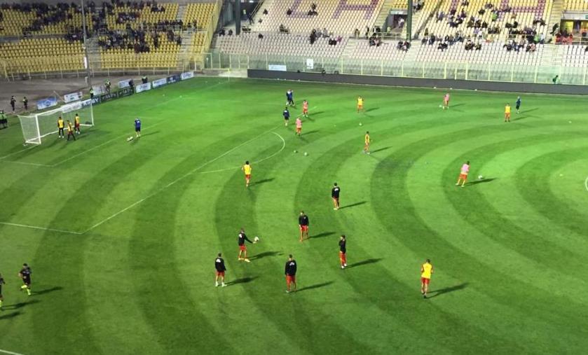 images Catanzaro e Catania in campo alle 21.00: formazioni ufficiali