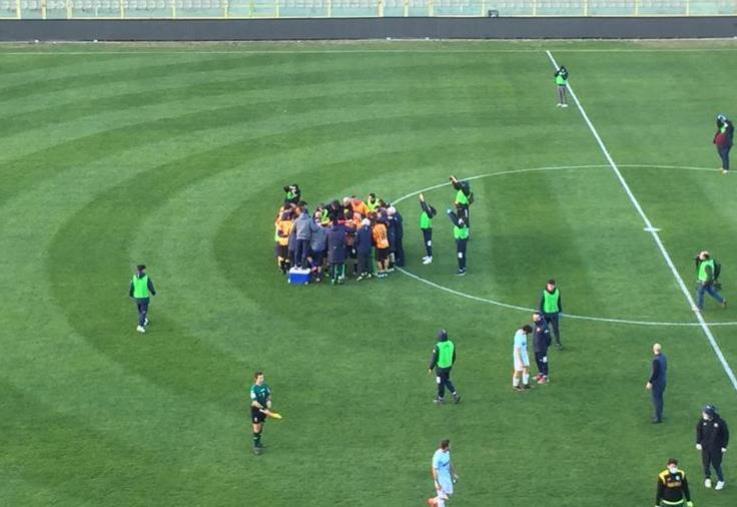 images Catanzaro vs Virtus Francavilla: 1-0 finale. Aquile conquistano una vittoria difficile e scalano la classifica