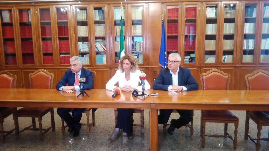 """images Il ministro Lezzi presenta i Cis: """"Puntiamo a progetti di qualità per sviluppo dei territori"""". Polemica su Cosenza"""