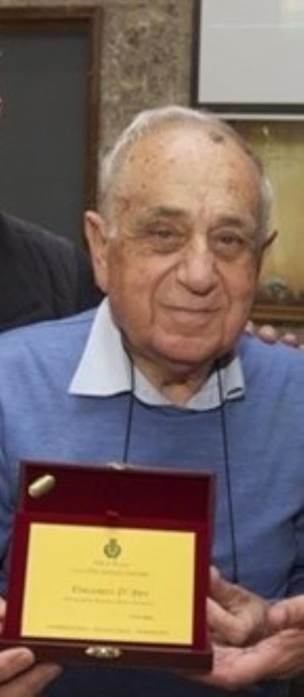 """images Addio al giornalista Vincenzino D'Atri, il ricordo di Sergio Dragone: """"Un galantuomo d'altri tempi"""""""