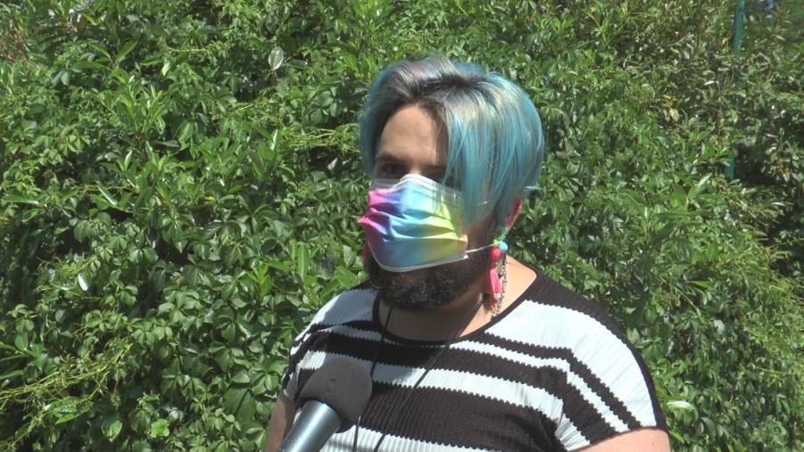 """images Offese omofobe a Davide Sgrò: """"Da giugno è cambiata la mia vita. Ho dovuto sporgere nove denunce"""""""
