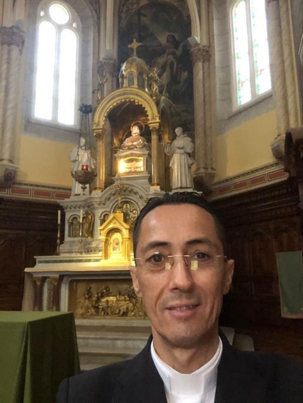 images Don Lino Tiriolo  è il delegato della Diocesi di Catanzaro-Squillace per le relazioni con la Certosa di Serra San Bruno