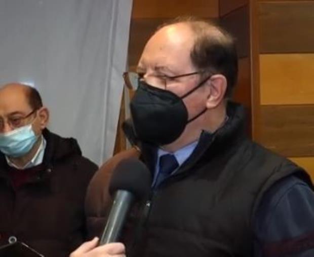 """images Vaccini a Soverato. Il dott. Mallamo: """"Finito il primo giro degli over 80"""""""