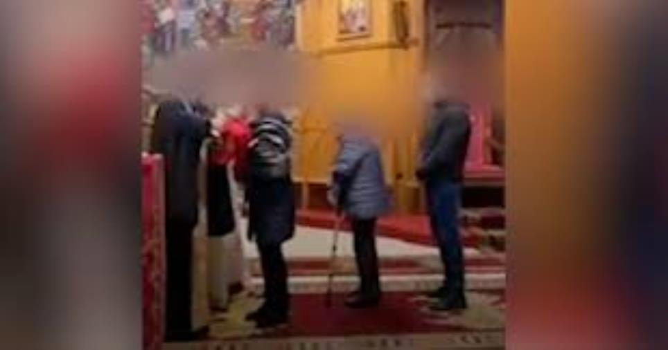 images Parroco positivo al Covid-19: il sindaco di Lungro chiude la cattedrale bizantina