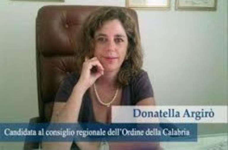images Giornalisti calabresi al voto per rinnovare gli organismi statutari: ecco la candidata Donatella Argirò