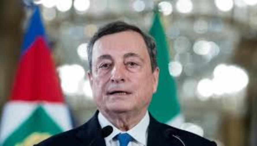 """images Governo: centrodestra separato da Draghi. Tajani: """"Distanze incolmabili"""""""