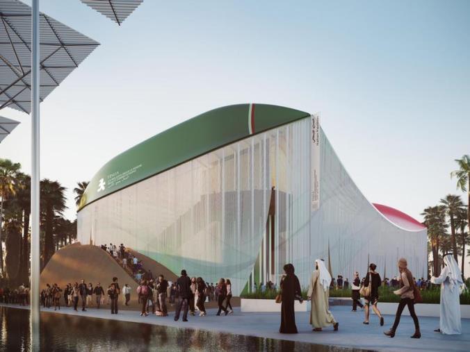 """images Expo Dubai, Calabria protagonista con Salvatores. Spirlì: """"La nostra è una terra di bellezze ed eccellenze"""""""