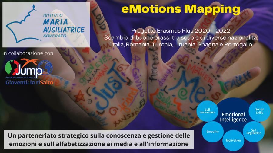 """images A Soverato parte """"eMotions Mapping"""": progetto europeo sull'Intelligenza Emotiva e sull'alfabetizzazione ai Media e all'Informazione"""