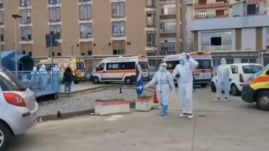"""images Piccioni (Lamezia Bene Comune): """"Draghi, Speranza e Figliuolo vengano in Calabria per affrontare l'emergenza in modo strutturale"""""""