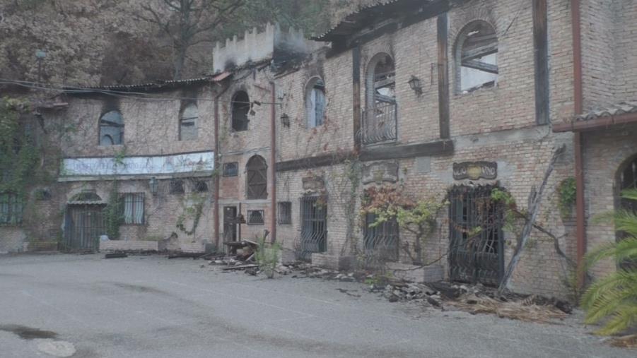 """images Catanzaro. Museo delle Carrozze, dopo i caroselli l'abbandono. Pavone: """"Non si è fatto vedere nessuno"""""""