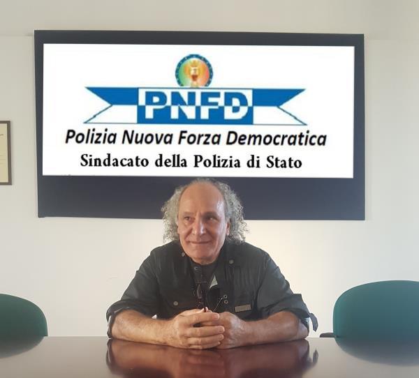 """images Allotta (Nfd Polizia di Stato): """"Insieme a Mario è stato pugnalato l'intero Paese"""""""