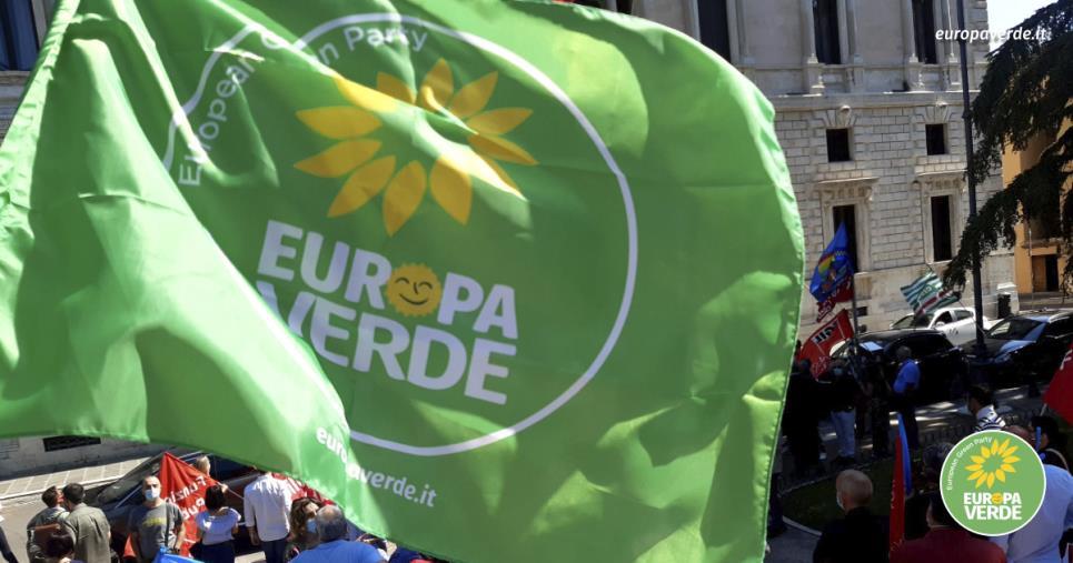 """images Regionali. La nuova sfida di Europa Verde: """"Contribuiremo portando avanti i nostri valori e le nostre idee ambientaliste"""""""