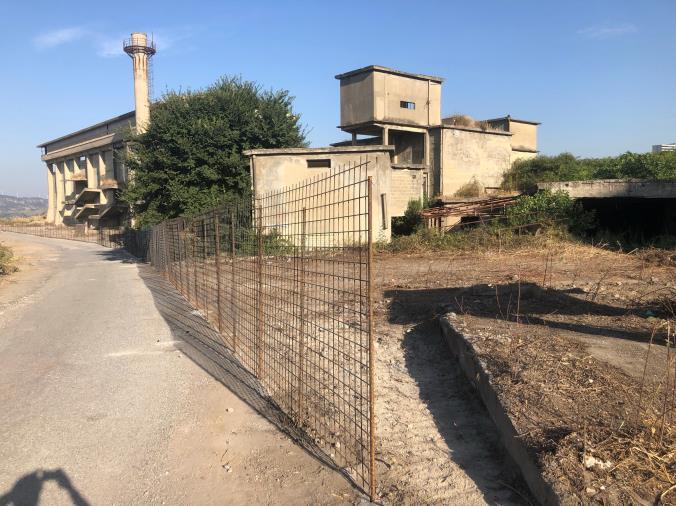images Quasi ultimata la bonifica dell'Ex Cementificio di Viale De Filippis
