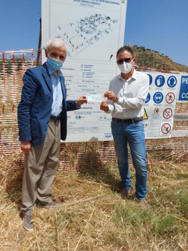 images Tarsia. Parte la raccolta fondi per il cimitero internazionale dei migranti