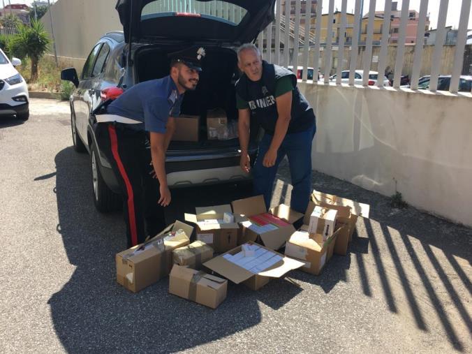 images Farmaci rubati e rivenduti, tre arresti (FOTO e NOMI)