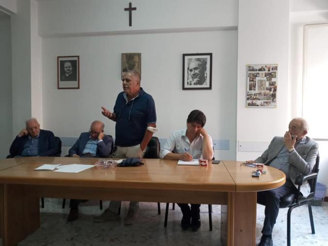 Mario Tassone coordinatore regionale di Federazione Popolare dei democratici cristiani