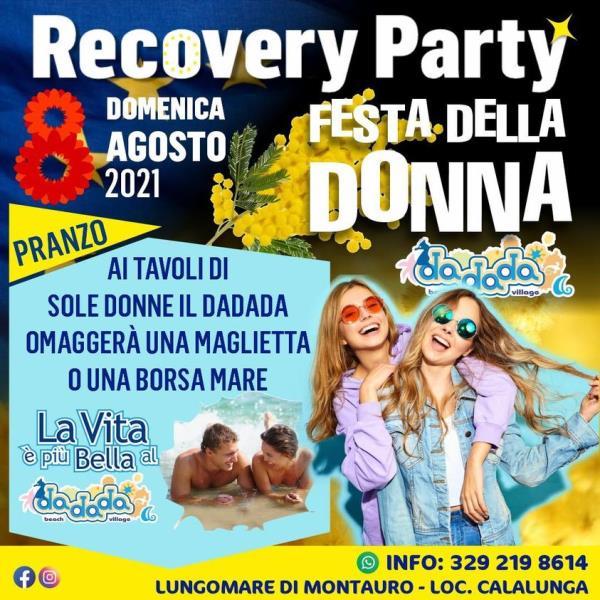 """images Al Da da da beach village di Montauro domenica 8 agosto si celebrerà la """"Festa della donna"""""""
