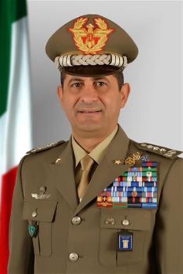 """images Vaccini. Il generale Figliuolo in Calabria giovedì. Il sindaco di Marcellinara: """"Si parte dai territori comunali"""""""