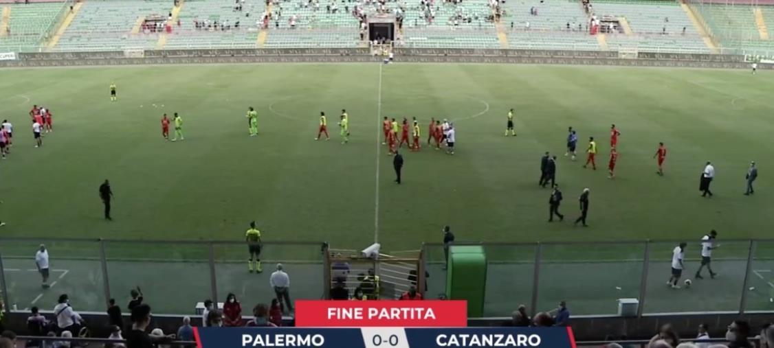 images Palermo vs Catanzaro: 0-0 finale. Le Aquile conquistano un buon punto dopo una prestazione incoraggiante