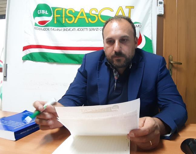 """Lavoratori di Leonardo trasferiti da Lamezia in Sicilia. Lo Papa (Fisascat Cisl):""""Decisione scellerata"""""""