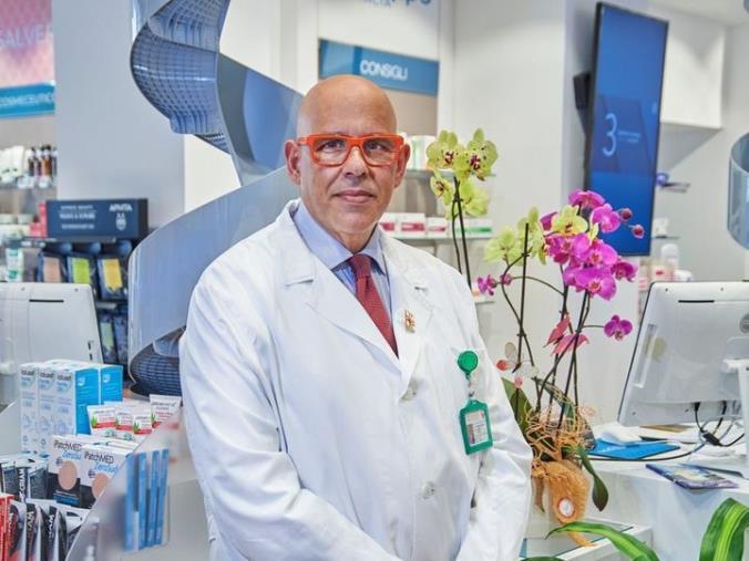 """images Vaccinazioni Covid in farmacia, Defilippo (Federfarma Calabria): """"Nessun flop, campagna avviata regolarmente"""""""