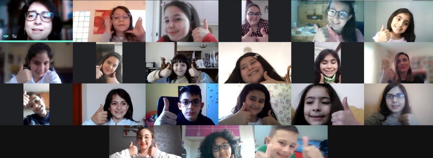 """images Catanzaro. I bimbi dell'I.C. Mater Domini a scuola di editoria con il progetto """"Sorrisi"""""""