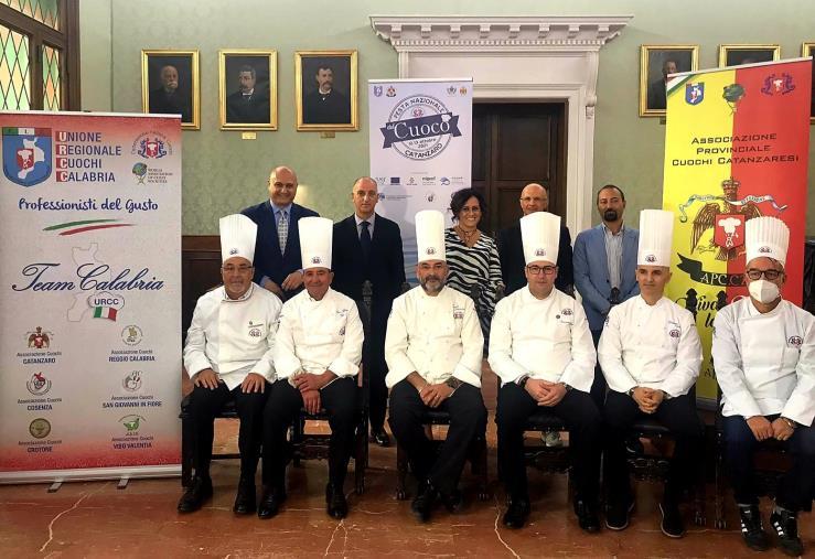 images In arrivo a Catanzaro e Soverato centinaia di chef per celebrare la Festa nazionale del cuoco