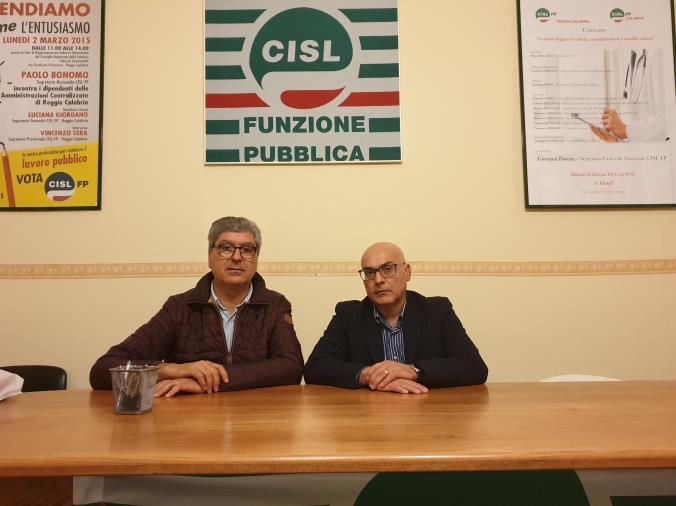 """images Giornata internazionale dell'infermiere. Sera e Rubino (Cisl Reggio Calabria): """"Grazie alla loro dedizione"""""""