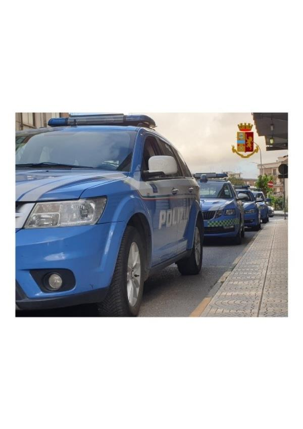 images Sta meglio il 66enne colto da infarto a Sant'Onofrio e soccorso dai poliziotti