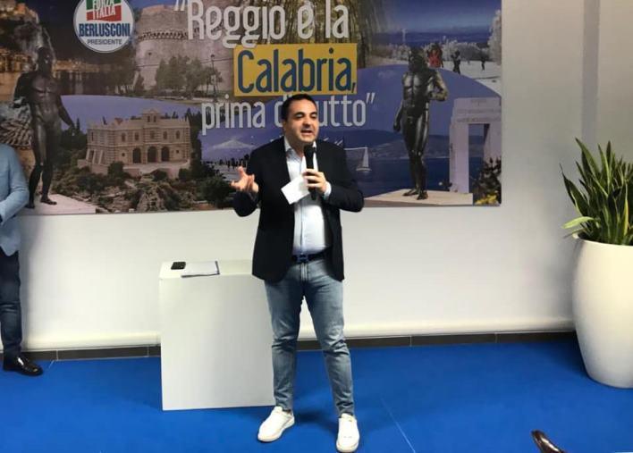 images Cannizzaro lancia l'allarme sulla chiusura dell'Hospice di Reggio