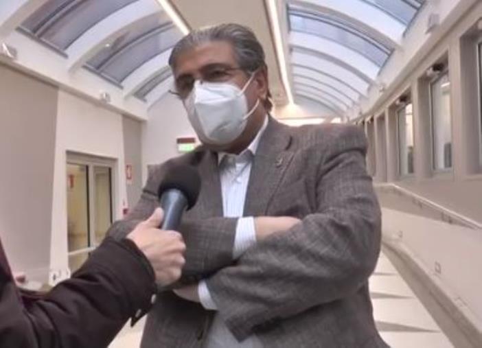 """Video: S. Anna Hospital. Perticone (CdA): """"Non si può negare ad un'eccellenza di erogare prestazioni"""""""