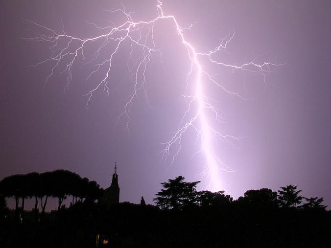 images La vittima colpita da un fulmine a Santa Caterina era un operaio di Calabria Verde