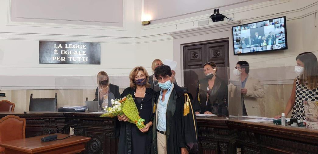 images Giustizia. Il giudice Francesca Garofalo si è insediata come presidente della III sezione penale della Corte d'appello di Catanzaro. Subentra a Petrini