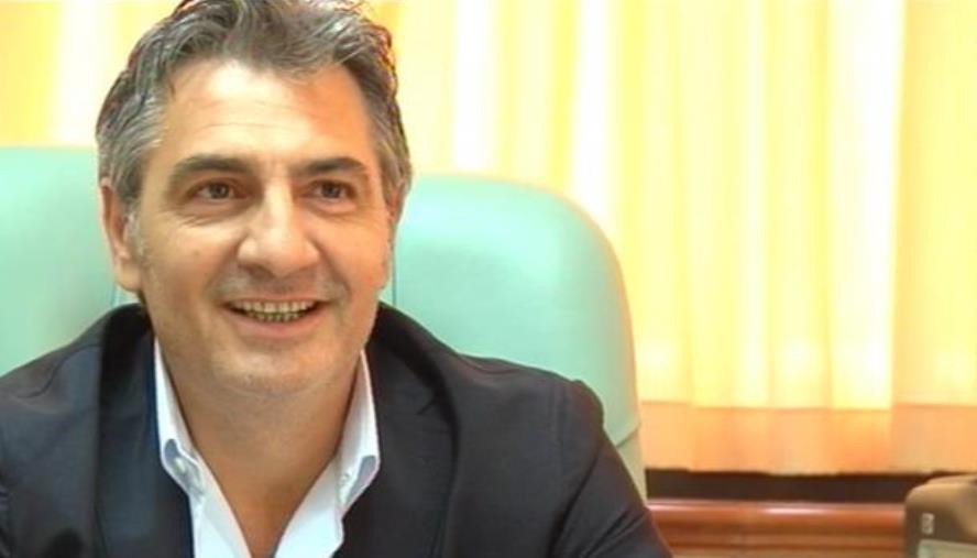 """images Coronavirus. Il presidente del Crotone, Vrenna: """"Fermarsi unica scelta possibile"""""""