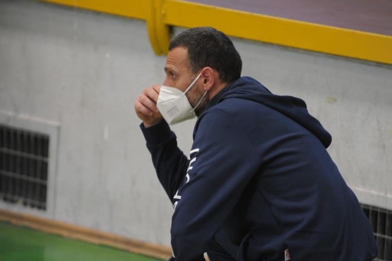 """images Il tecnico del Catanzaro Futsal Gianluigi Mardente: """"Tranquillo Covid, quest'anno perderai anche tu"""""""