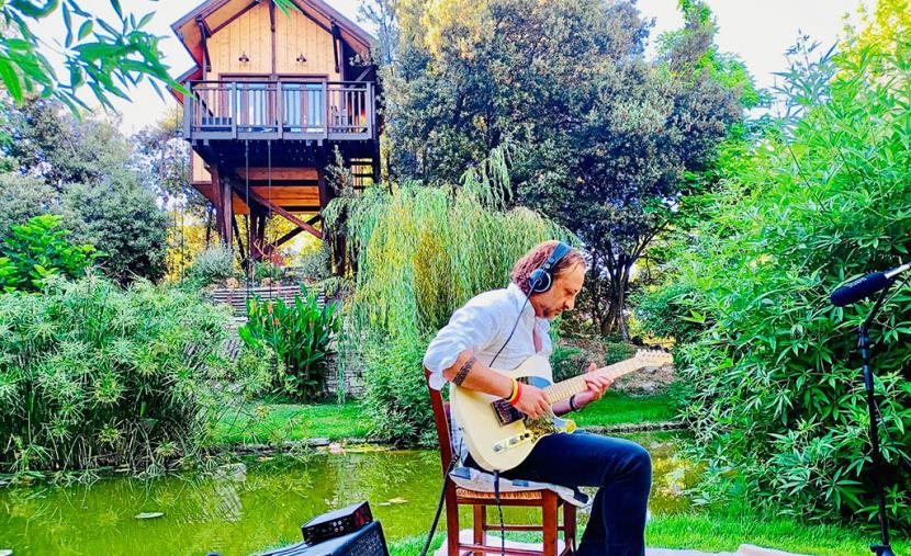 """images Lamezia Terme. Musica, esce """"Sunflower"""", il nuovo video-singolo di Giorgio Caporale"""