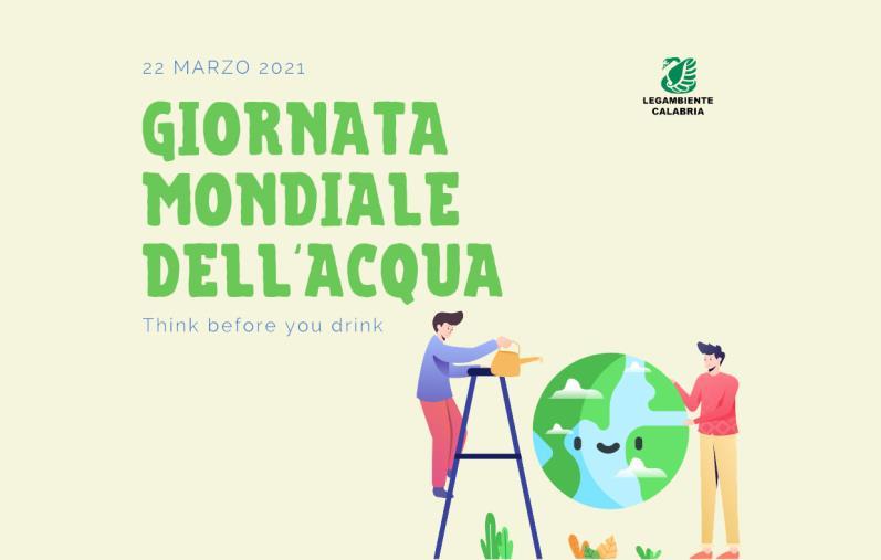 """images Giornata mondiale dell'acqua. Il dossier di Legambiente: """"Reggio tra le città meno virtuose"""""""