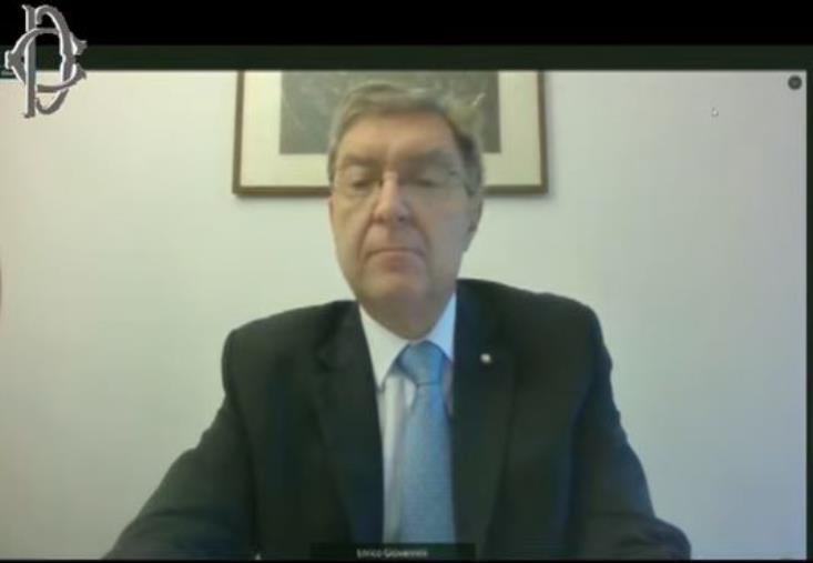 """images Ponte sullo Stretto. Il ministro Giovannini: """"Progetto di fattibilità tecnica ed economica entro la primavera 2022"""""""