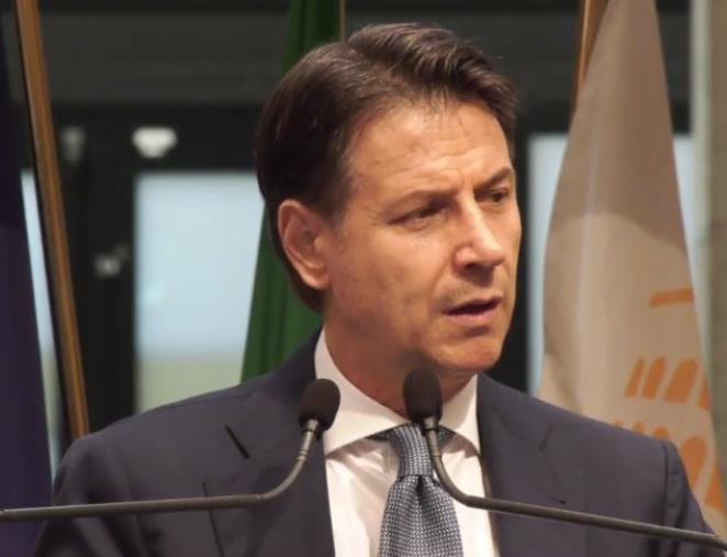 """images Regionali. Conte 'blinda' la candidatura della Ventura: """"Un progetto forte. La sosterrò anche da semplice cittadino"""""""