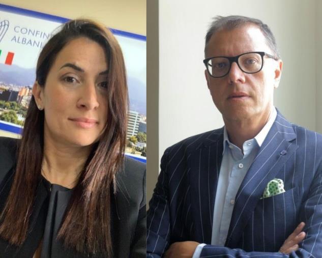 """images """"Basso Profilo"""". Il notaio Guglielmo e l'imprenditrice Glenda Giglio si difendono: martedì l'udienza al Riesame"""