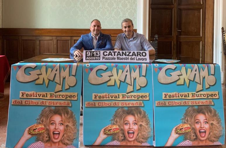 """images """"Gnam"""", dal 9 al 13 agosto a Catanzaro torna il cibo di strada"""