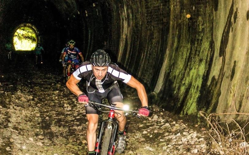 """images Mountain Bike, al via la """"Granfondo dei Bruzi"""" nel cuore del Pollino"""