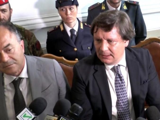 images Corruzione e falso. Chiesto il processo per l'ex pm di Catanzaro, Vincenzo Luberto