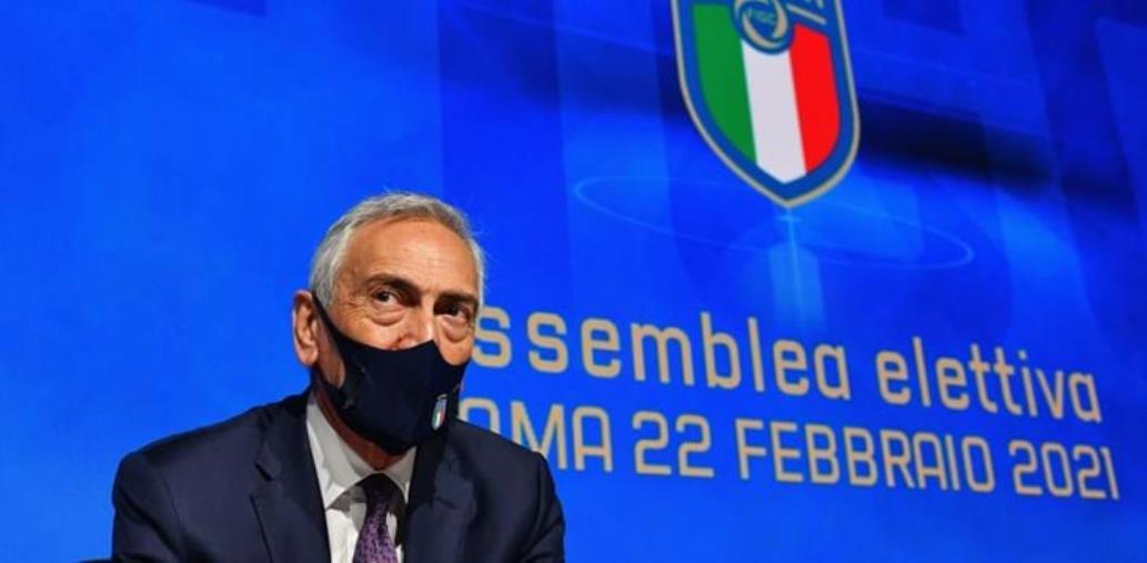 images Figc, Gabriele Gravina rieletto presidente con il 73% dei voti
