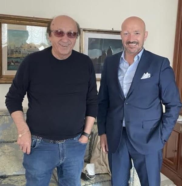 """images Cosenza Calcio. iGreco: """"Pronti a rilevare la proprietà. Acquisita la disponibilità anche di Luciano Moggi"""""""